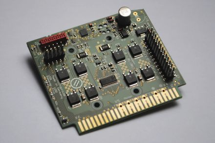 Single axis (step/dir control) open frame / boards