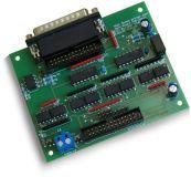 High speed Optokoppler-Platine: Bauteilesatz