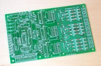 3D-Step: PCB for 3 channel stepper motor board